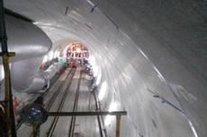 東京都江東区の上流水再生施設トンネルシール工事サムネイル