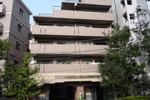 東京都目黒区のライオンズステージ渋谷松見坂ごみ置場防水工事サムネイル