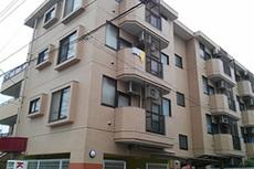 東京都八王子市のメゾン・ファミーユ外壁改修工事サムネイル